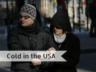 Cold in the USA