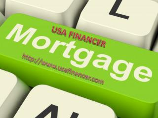 Search the Best Mortgage Loan in USA