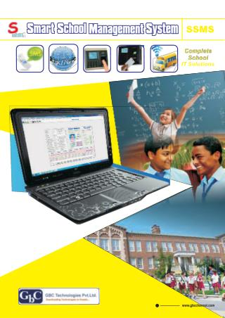 Smart School Management System