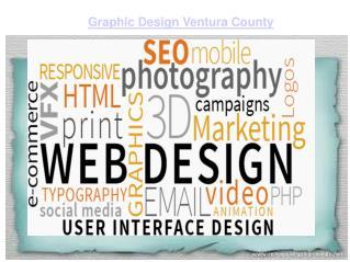 Graphic Design Ventura County