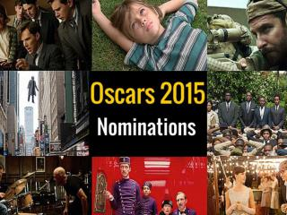 Oscars 2015 Nominations