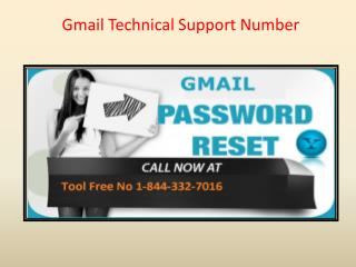 Gmail customer Support 1-844-332-7016 for Gmail A/C