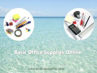 Online Stationery Shop in India