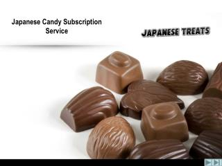 Japanese candy Store Online - Japanese Treats