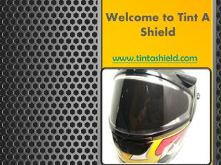 Welcome to Tint A Shield
