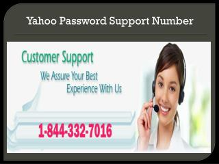 Yahoo Tech Support Number 1-844-332-7016 USA