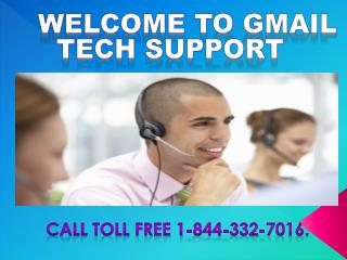 Contact Gmail customer services 1-844-332-7016