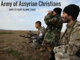 Army of Assyrian Christians