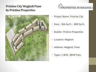 Pristine City Wagholi Pune