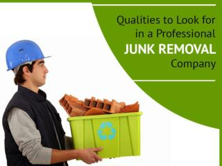 Reliable Junk Removal in Minneapolis