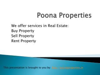 Poona Properties