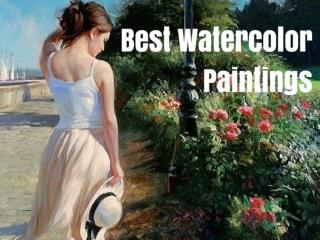 Best Watercolor Paintings