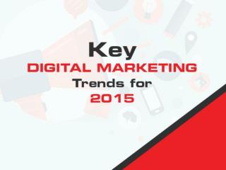 Key Digital Trends from the Best Digital Marketing Company