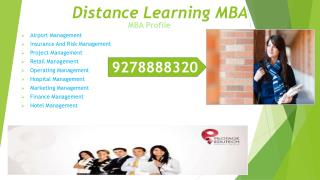 *9278888318*Distance Learning Education MBA in Delhi -NCR