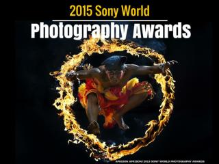 2015 Sony World Photography Awards
