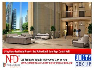 Unity Group project – a 40 acre mega residential project in