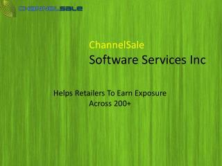 Multi Channel E-Commerce