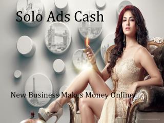 Solo Ads Cash