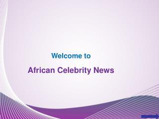 Black Celebrity Gossip