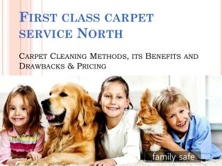 First Class carpet cleaner Seattle
