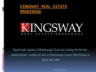 Real estate agents in Mississauga