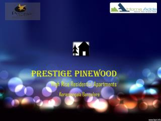 Prestige Pinewood Amenities