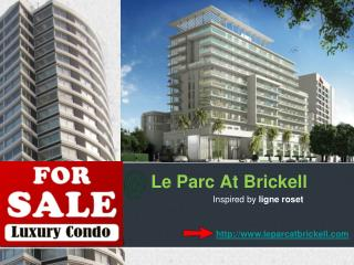Choose the perfect luxury condo & townhome