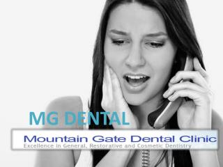 Finding the right Emerald Dentist