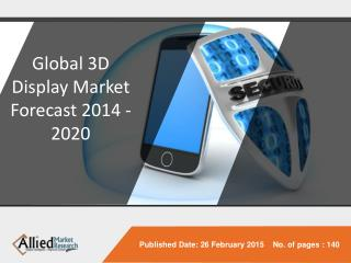 Mobile Security Market :  Forecast, 2014 - 2020