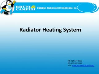 Radiator Heating System