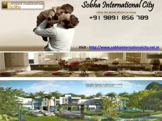 Sobha Developer - Sobha International City Gurgaon