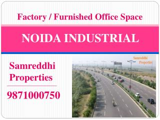 fully furnished office Space near metro station noida