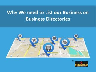 Why We need to List our Business on Business Directories