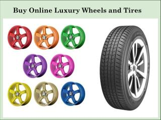 Looking For Wheels and Tires Packages