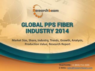 2014 Global PPS Fiber Market Size, Share, Industry, Trends