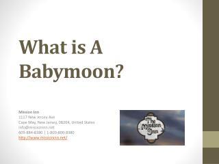 Babymoon in Cape May NJ