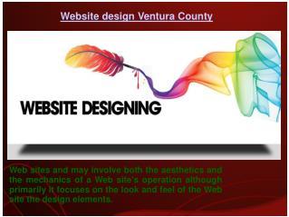 website design Ventura County