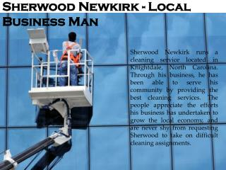 Sherwood Newkirk - Local Business Man