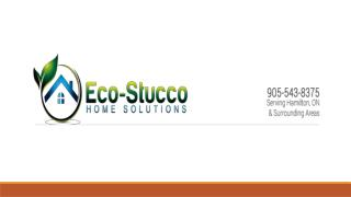 Eco-Stucco | 5 Ideas For a Basement Remodel
