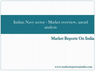 The Indian Navy Sector