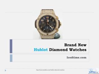 Brand New Hublot Watches