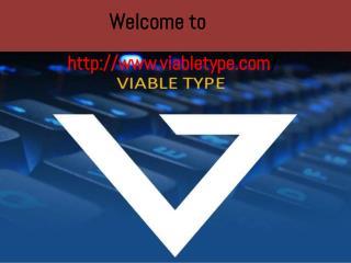 Mobile app Development Company Minneapolis- Viable type