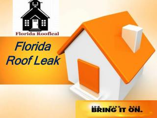 Roof Leak  in Florida