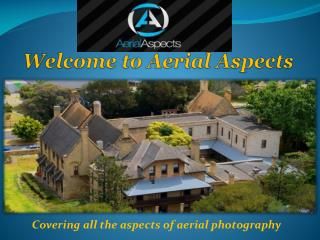 Real Estate Aerial Photography Services in Perth