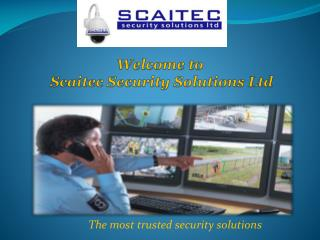 Perfect Home Security Systems in UK