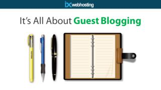It's All About Guest Blogging