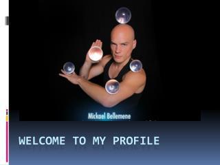 Mickael Bellemene Profile