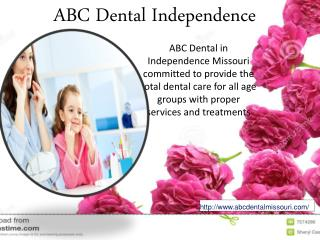 Children's General Dentist Independence