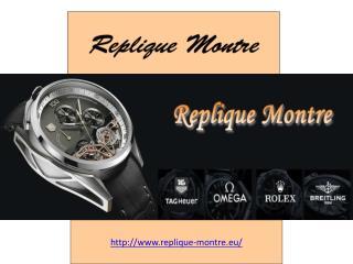Repliques De Montre