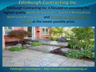 Landscaping Contractors in Ottawa